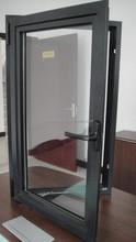Aluminium windows and doors with grill design