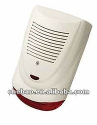 CHINA HOT SALE,FS-07,12V outdoor siren with strobe