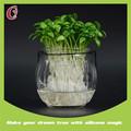 Venda quente seguro e confiável flor artificial mini buquê