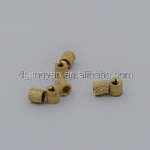 High precision OEM brass m8 insert nut thread inserts nut