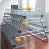 Q235 stainless steel wire mesh battery chicken laying cage for hens