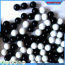 Best brand high quality lightweight glass balls,glass balls with two air holes
