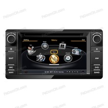 for Mitsubishi Outlander 2013 touch screen car dvd parts with gps navigation system