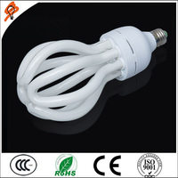 Factory wholesale lotus 105w 6400k cfl energy saving lamp
