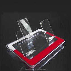 Custom acrylic 6 plus display, 6 holder, phone stand