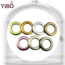 Simple design shower curtain rings Factory direct cheap curtain rings