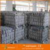 Aceally Foldable Warehouse Industrial storage heavy duty galvanized wire cage
