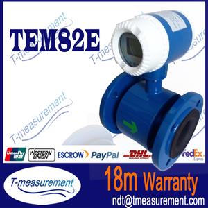 Расходомер MAG, ЭМР, расходомер электромагнитный воды TEM82E