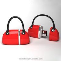 Mini Female 16gb usb flash drive With Free LOGO
