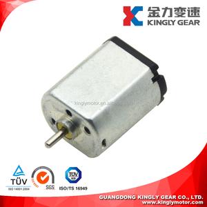 JFF-030 DC 5,0 V 12000 RPM CW Metall Pinsel Mini Motor
