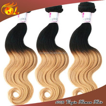 7A Grade 100% Unprocessed Brazilian Body Wave Human Hair No Tangle And No Shedding