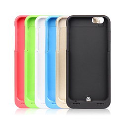 Amazing product !Charmpie C1 3500mah ultra thin fast charging power bank case for iphone6