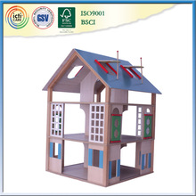 Ready made house manufacturers use high-quality wood