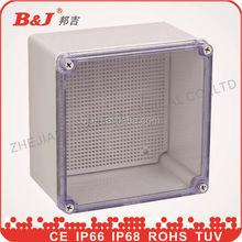 junction box ip65 /abs box /plastic enclosures china