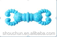 2015 hot sell shrimp dog chew TPR dog toys