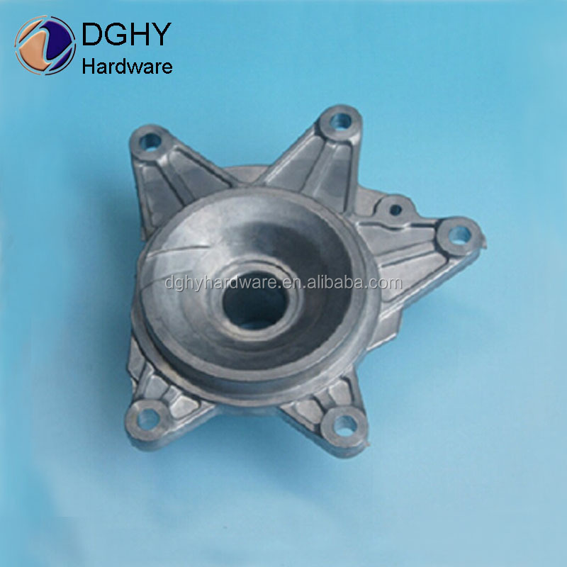 Black anodize motorcycle parts die casting car parts, die casting auto motor parts
