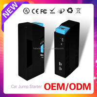 2015 emergency car portable battery jump starter car power jump starter lithium battery jump starter