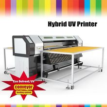 Low price unique uv printer flora pp2512 turbo