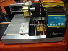 estampación en caliente de la máquina para el nombre de la tarjeta