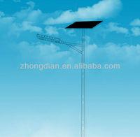 high quality single arm IP65 outdoor solar powered heat lamp