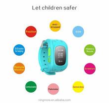 GPS phone watch tracker wrist sport gps watch sos waterproof ip67 personal bracelet gps tracker