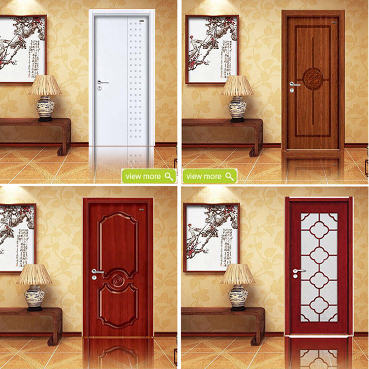 2014 new design famous brand new products latest design for New wood door design
