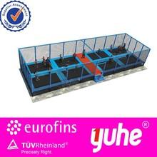 Yuhe brand kids and children indoor mini cheap trampoline
