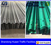 galvanized chain link fence for guardrail pile driver used
