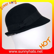 Fashion children felt hats,fedora hats for children