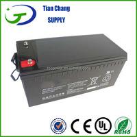 12V 250Ah Maintenance Free Maintainance Free Sealed Lead Acid Lead-Acid SLA VRLA MF Gel Solar PV Power storage CE UL Battery