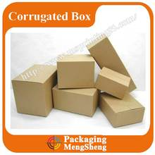 New product high quality various shipping corrugated box wholesale