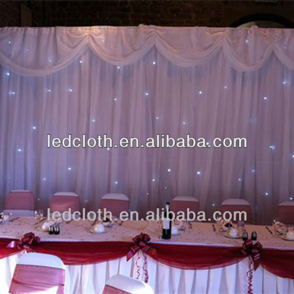 Used Wedding Backdrop Curtains