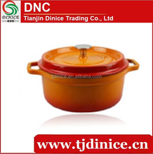 High quality enamel cast iron cookware