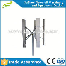 Ideal for residential commercial 500W 1KW 2KW 3KW 5KW vertical axis wind turbine generator