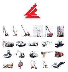FUWA/FUSHUN Crawler Crane Operator Cabin, Top Track Roller - Crane Parts for Sale