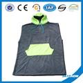 grossista china importação personalizado impressão toalha de poncho