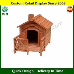2015 New Indoor Wooden Dog House Kennel YM5-514