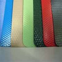 1.0mm 5754 H34 PVDF color coated aluminum plate