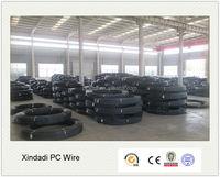 high carbon steel grade 77B 82B ASTM A421 GB/T 5223-2014 Standard prestressed tendon wire