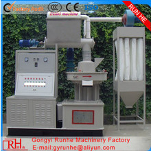 competitive price big capacity or home used machines for make pellet wood