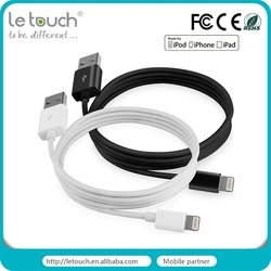 PE material 3m black and white usb 3.0 charging cable