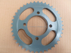 Professional Manufacturer of A3 Steel Motorcycle Chain Wheel