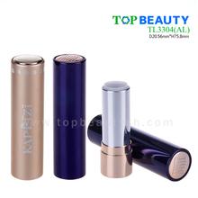 Tl3304- cilindro de embalagens de cosméticos aluminumempty bâtom tubo