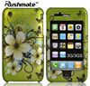 For Apple iphone 3G 3GS Hawaii Flower Design CellPhone Cover