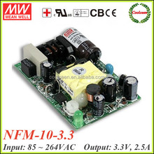 Meanwell pcb power supply switching NFM-10-3.3