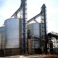 2015 hot sell storage cement steel silo used for sale
