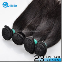 Wholesale Price Top Grad Shedding Free No Tangle Unprocessed Full Cuticle peerless virgin hair company
