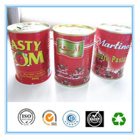 top quality hot sell china 70g Fresh Brix 28-30% tomato paste
