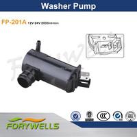 FP-201A, windshield 12v 24v car washer pump