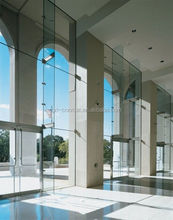 Point Fixing Glass Curtain Wall/ Spider Wall/ Curtain Wall with installation support